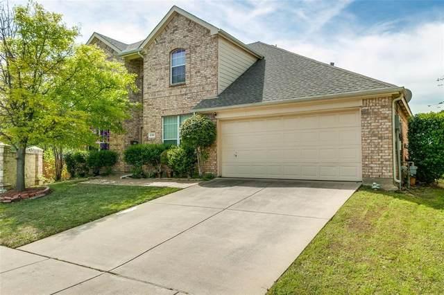 5136 Postwood Drive, Fort Worth, TX 76244 (MLS #14352176) :: The Heyl Group at Keller Williams