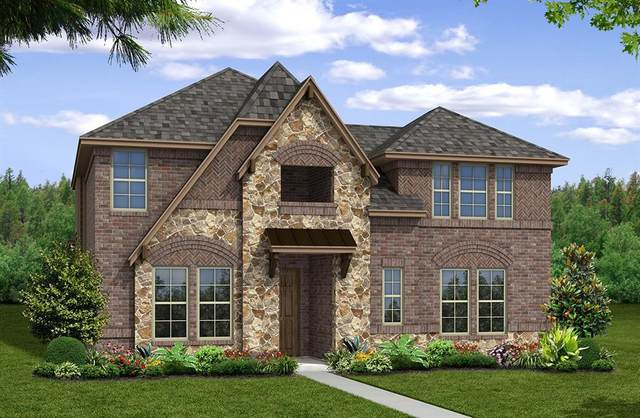 14304 Cottontail Drive, Frisco, TX 75033 (MLS #14352181) :: The Good Home Team