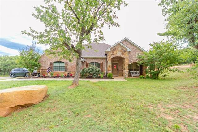 726 Haynie Drive, Runaway Bay, TX 76426 (MLS #14352182) :: The Rhodes Team
