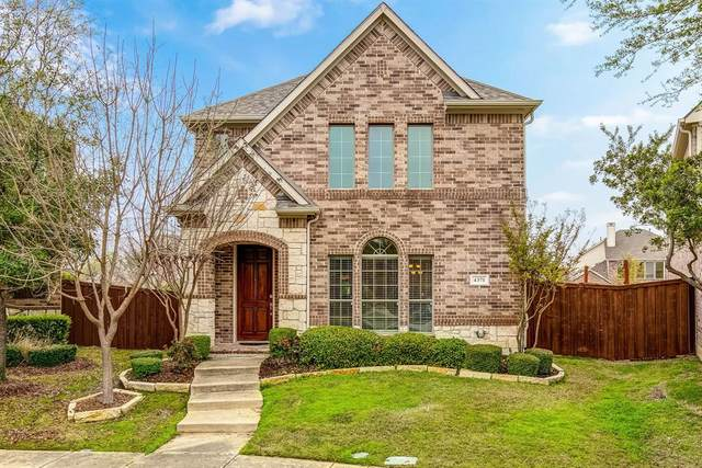 4371 Kestrel Way, Carrollton, TX 75010 (MLS #14352184) :: HergGroup Dallas-Fort Worth