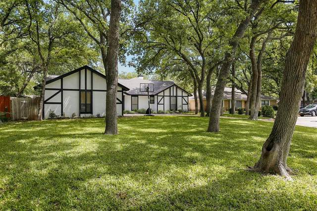 1008 Cherry Court, Hurst, TX 76053 (MLS #14352189) :: All Cities USA Realty