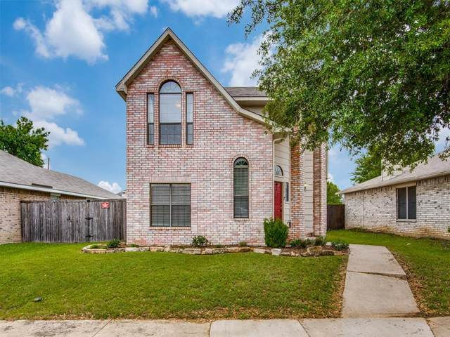 3211 Ruidoso Lane, Mckinney, TX 75070 (MLS #14352194) :: The Tierny Jordan Network