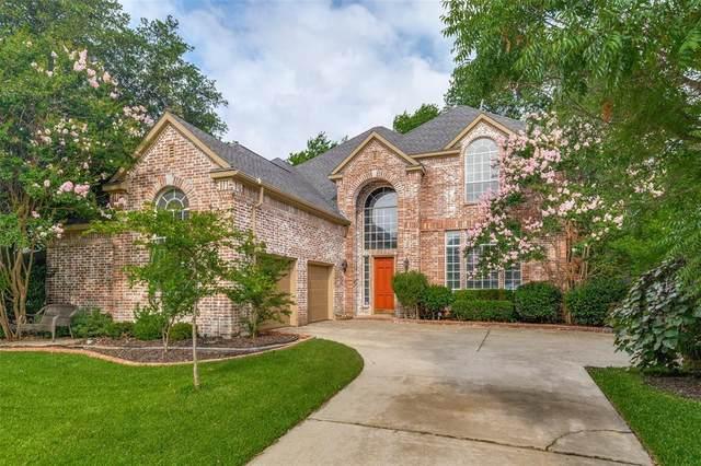 615 Buffalo Springs Drive, Allen, TX 75013 (MLS #14352208) :: The Good Home Team