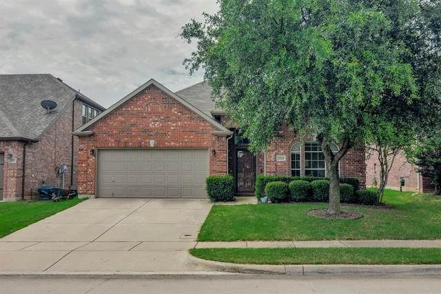 2828 Thorncreek Lane, Fort Worth, TX 76177 (MLS #14352210) :: The Chad Smith Team