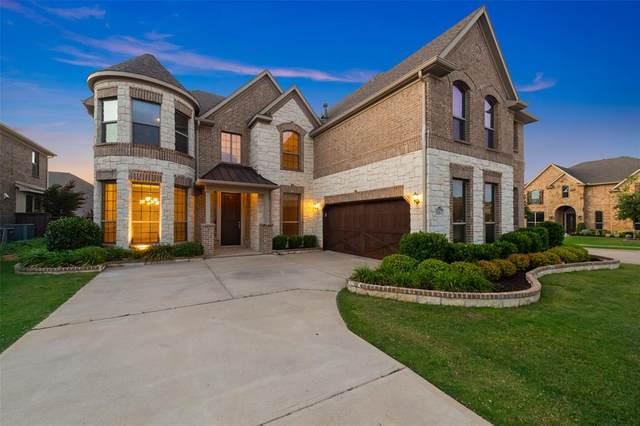 529 Royal Glade Drive, Keller, TX 76248 (MLS #14352217) :: Tenesha Lusk Realty Group