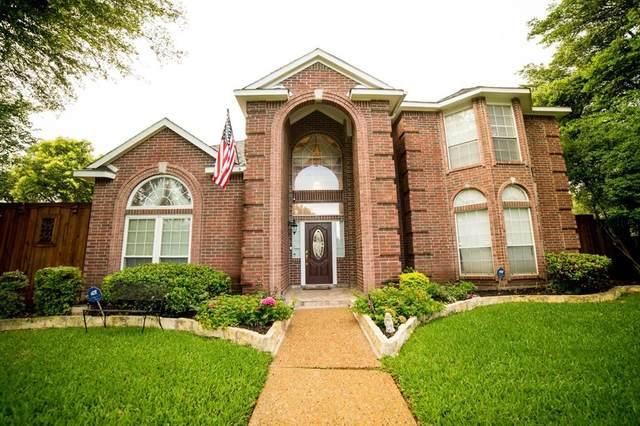 7012 Carlton Lane, Plano, TX 75025 (MLS #14352240) :: EXIT Realty Elite
