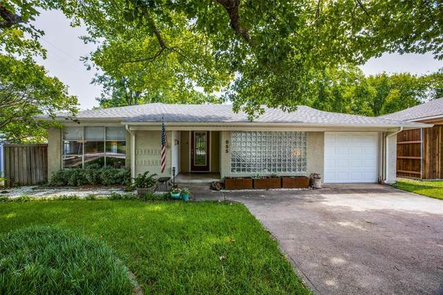 855 Brookhurst Drive, Dallas, TX 75218 (MLS #14352242) :: Baldree Home Team