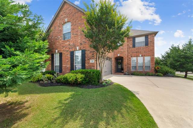 533 Ivy Court, Keller, TX 76248 (MLS #14352249) :: The Mitchell Group