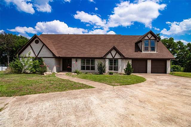 601 Doyle Springs Road, Granbury, TX 76048 (MLS #14352256) :: Potts Realty Group