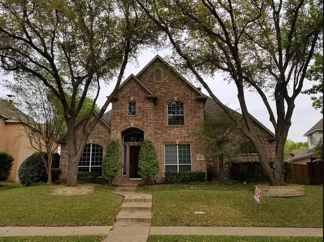 820 Rolling Meadows Court, Allen, TX 75013 (MLS #14352290) :: EXIT Realty Elite