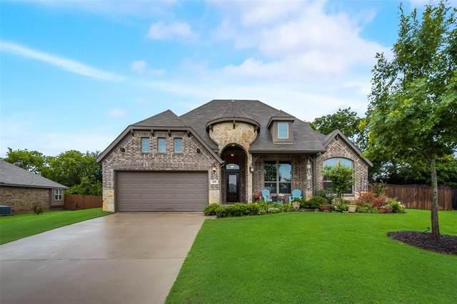 153 Fieldview Drive, Crandall, TX 75114 (MLS #14352293) :: RE/MAX Landmark