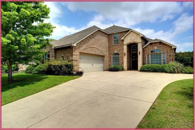 11820 Wolfcreek Lane, Fort Worth, TX 76244 (MLS #14352302) :: Tenesha Lusk Realty Group