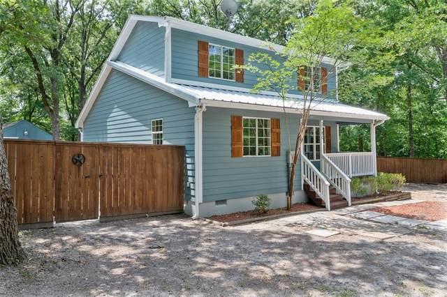 2780 Private Road 2410, Quinlan, TX 75474 (MLS #14352303) :: Justin Bassett Realty