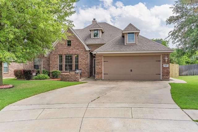 5437 Threshing Drive, Fort Worth, TX 76179 (MLS #14352309) :: The Good Home Team