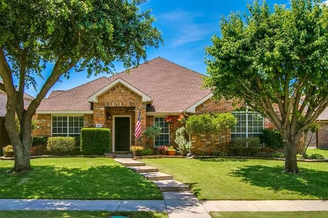 1411 Springmeadow Drive, Allen, TX 75002 (MLS #14352315) :: Post Oak Realty