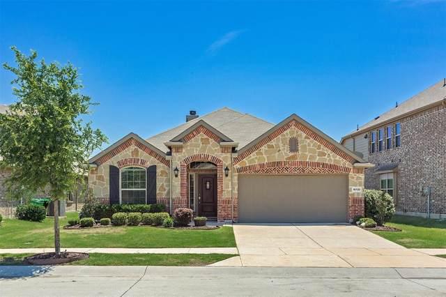16720 White Rock Boulevard, Prosper, TX 75078 (MLS #14352321) :: Front Real Estate Co.