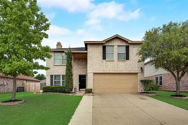 7704 Mosspoint Court, Denton, TX 76210 (MLS #14352335) :: Frankie Arthur Real Estate