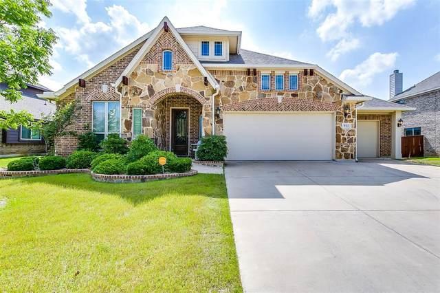 932 Tara Drive, Burleson, TX 76028 (MLS #14352338) :: Century 21 Judge Fite Company