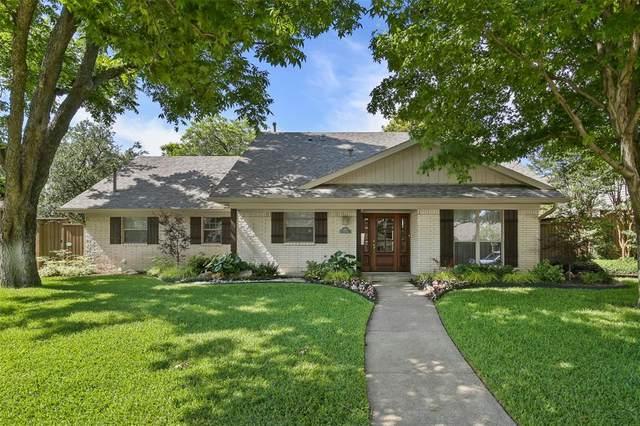 7853 El Pensador Drive, Dallas, TX 75248 (MLS #14352341) :: Century 21 Judge Fite Company