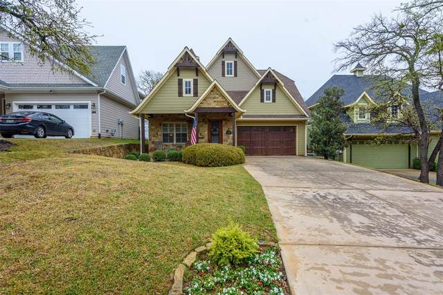 405 Dallas Street, Argyle, TX 76226 (MLS #14352365) :: Team Hodnett