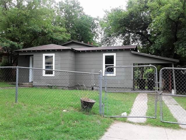 2808 Avenue K, Fort Worth, TX 76105 (MLS #14352369) :: The Heyl Group at Keller Williams