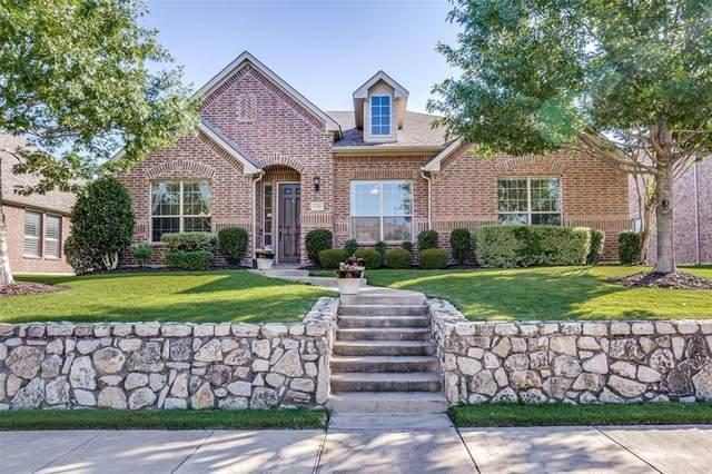 1048 Balmorhea Drive, Allen, TX 75013 (MLS #14352383) :: Tenesha Lusk Realty Group