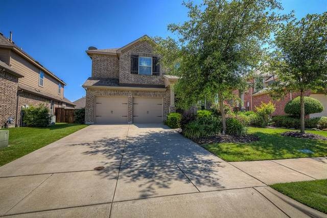 1009 Cadbury Lane, Forney, TX 75126 (MLS #14352401) :: RE/MAX Landmark