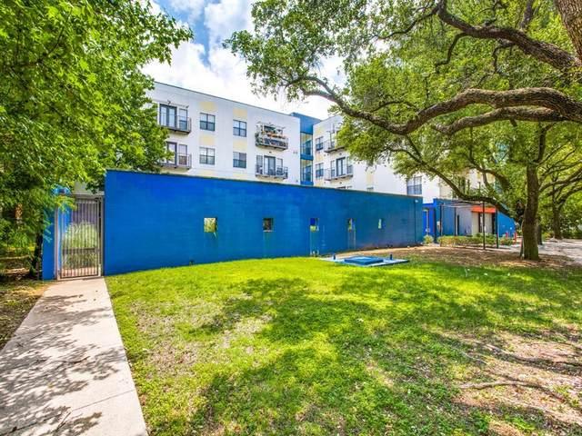 4108 Office Parkway #110, Dallas, TX 75204 (MLS #14352404) :: Century 21 Judge Fite Company