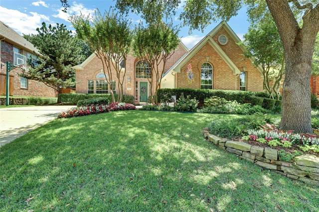 1211 Riverside Court, Allen, TX 75013 (MLS #14352426) :: The Good Home Team