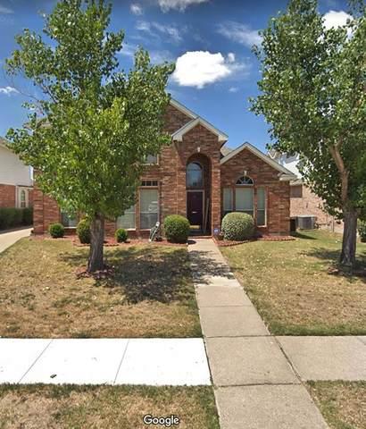 2852 Andrews Drive, Grand Prairie, TX 75052 (MLS #14352434) :: Century 21 Judge Fite Company