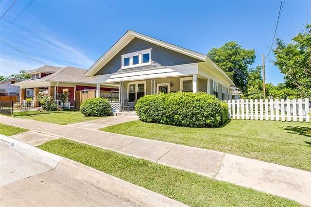 2000 Washington Avenue, Fort Worth, TX 76110 (MLS #14352441) :: North Texas Team | RE/MAX Lifestyle Property