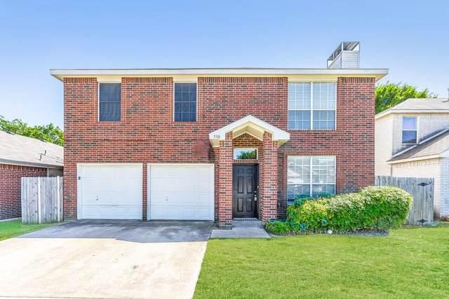 530 Alameda Avenue, Duncanville, TX 75137 (MLS #14352443) :: Tenesha Lusk Realty Group