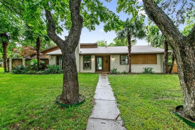 607 Adams Drive, Duncanville, TX 75137 (MLS #14352446) :: Century 21 Judge Fite Company
