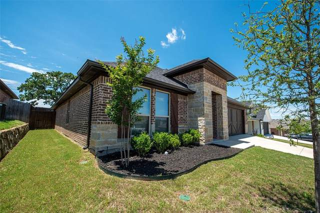 1412 Town Creek Circle, Weatherford, TX 76086 (MLS #14352450) :: The Good Home Team