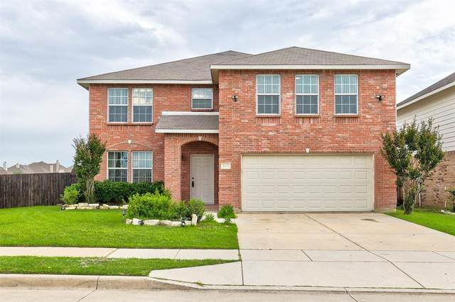 4401 Pangolin Drive, Fort Worth, TX 76244 (MLS #14352454) :: The Kimberly Davis Group