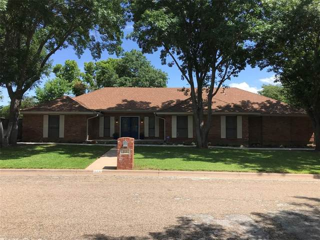 918 Willow Wren, Abilene, TX 79602 (MLS #14352460) :: The Tierny Jordan Network