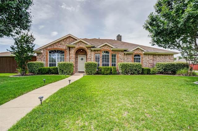 1510 Pebblestone Court, Allen, TX 75002 (MLS #14352461) :: Team Tiller