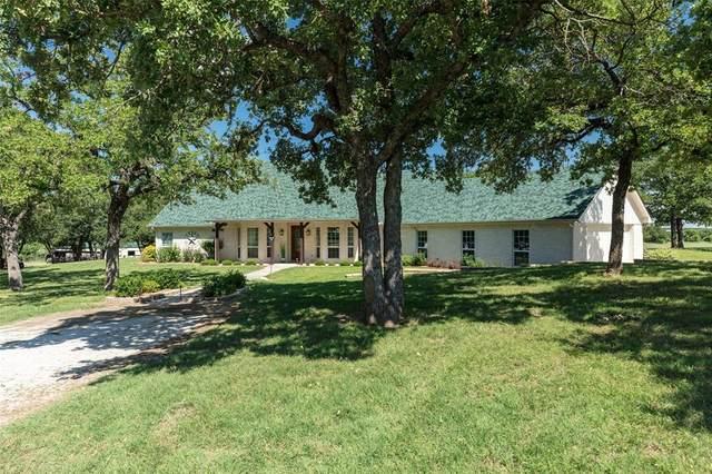 338 County Road 4374, Decatur, TX 76234 (MLS #14352505) :: The Mauelshagen Group