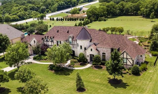 5555 Pebble Creek Drive, Prosper, TX 75078 (MLS #14352517) :: Team Tiller