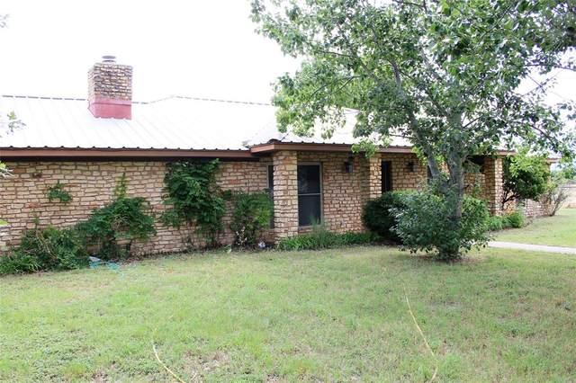 415 County Road 105, San Saba, TX 76877 (MLS #14352541) :: Team Hodnett