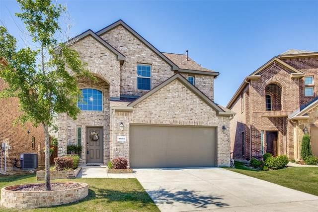 9933 Moccasin Creek Lane, Mckinney, TX 75071 (MLS #14352543) :: The Good Home Team