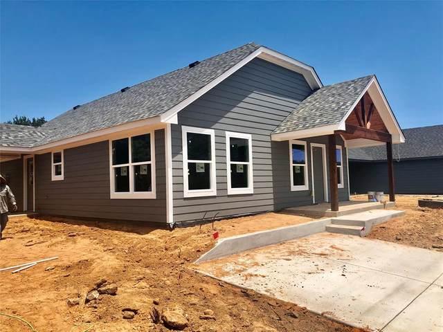 2806 San Gabriel Drive, Granbury, TX 76048 (MLS #14352557) :: Team Hodnett
