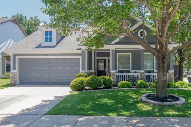 125 Myrtle Creek, Grapevine, TX 76051 (MLS #14352567) :: Post Oak Realty
