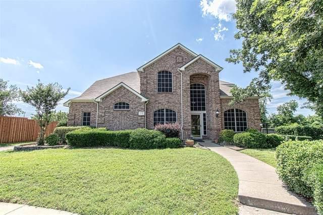 113 Springdale Court, Allen, TX 75002 (MLS #14352570) :: Team Tiller