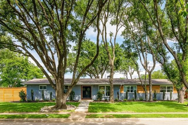 3672 Midpines Drive, Dallas, TX 75229 (MLS #14352576) :: The Kimberly Davis Group