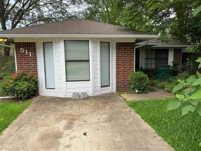 511 W Grove Street, Kaufman, TX 75142 (MLS #14352580) :: The Good Home Team