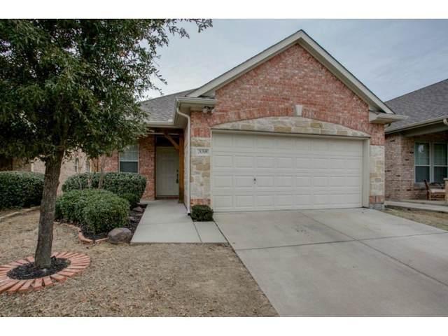 335 Bentson Drive, Argyle, TX 76226 (MLS #14352583) :: The Chad Smith Team