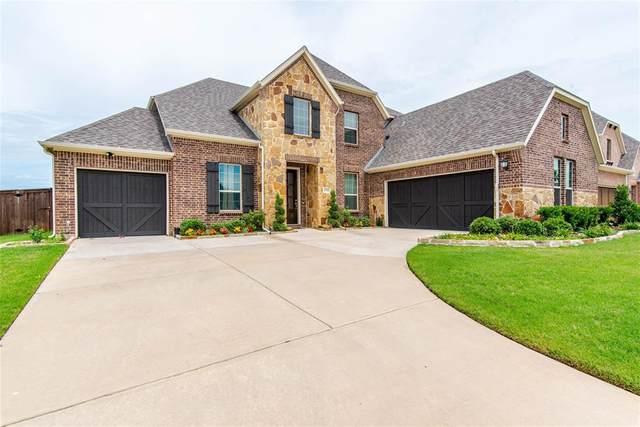 1731 Chisholm Trail, Prosper, TX 75078 (MLS #14352585) :: Real Estate By Design