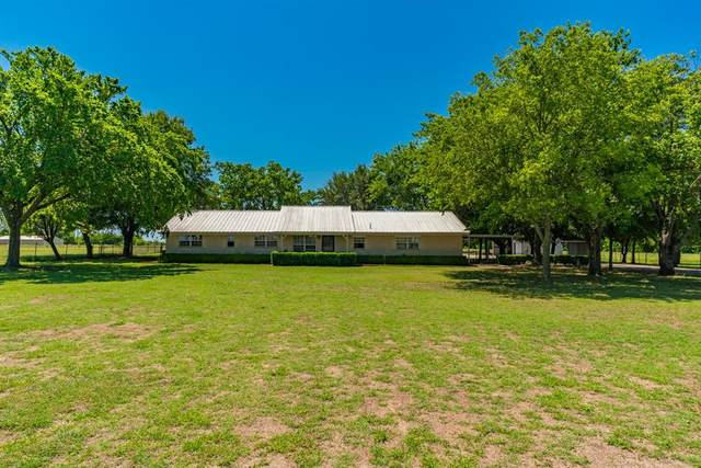 3827 Us Highway 69, Leonard, TX 75452 (MLS #14352591) :: The Kimberly Davis Group