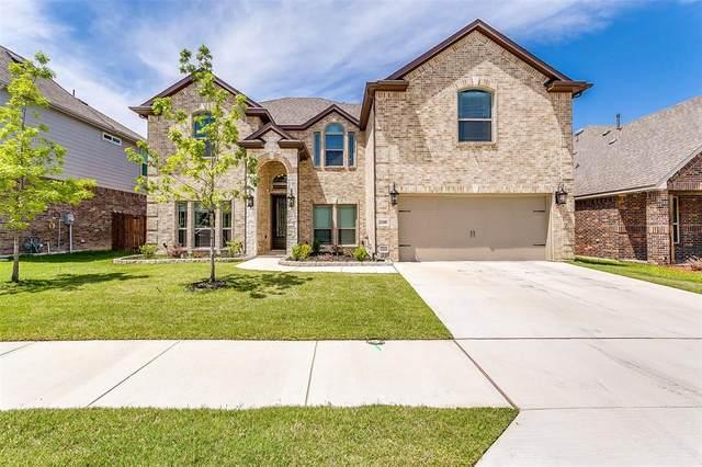 5208 Fallen Leaf Street, Fort Worth, TX 76179 (MLS #14352599) :: The Good Home Team